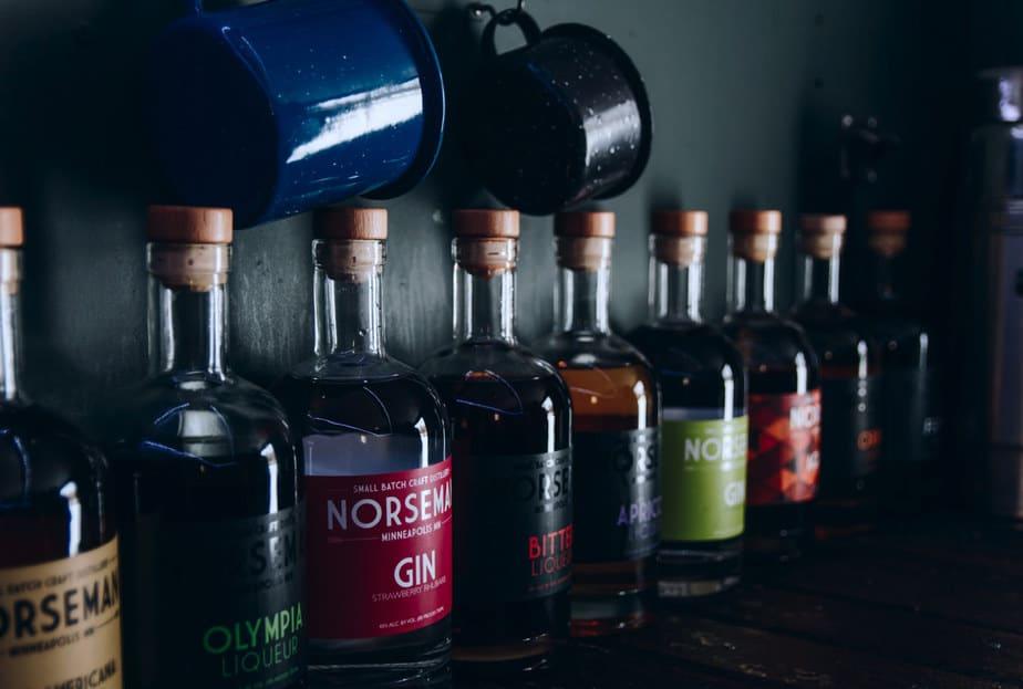 Wirkung von Alkohol